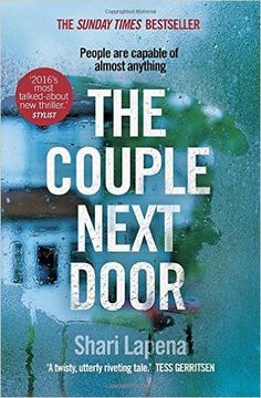The Couple Next Door tells the story of Anne and Marco and their missing baby Cora. There are lots of questions that need answers in this well written book