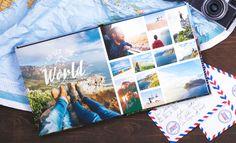 Travel Photo Books