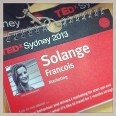 51 best Name Tag Inspiration images on Pinterest | Conference badges ...