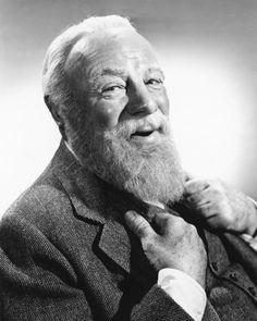 Good Old Santy Claus...Edmund Gwenn