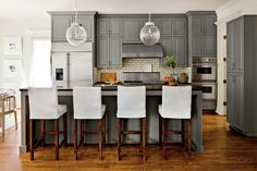 Let There Be White! Give the Kitchen a Fresh Feel