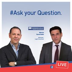 Join us this Monday (06.02.17) for our live-steaming #AskVirardi episode 111! My guest this time is an established #lawyer, a fitness fanatic and a personal friend whom we have shared precious moments in our personal and a professional lives. #MVirardi  https://www.facebook.com/MichaelVirardi/