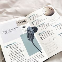Bullet Journal #becreative