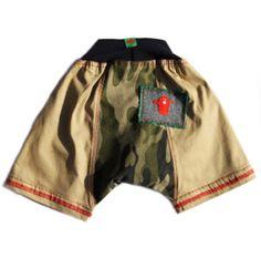 Travel Short, Oishi-m Clothing for Kids, circa 2011, www.oishi-m.com