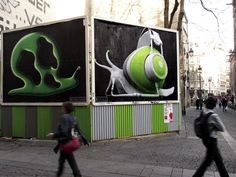 Mural by Ludo