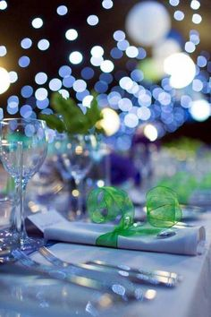 Real marquees: a blacked out party marquee with starlight ceiling, hanging lanterns and a stunning circular bar Fifties Party, Star Lights On Ceiling, Marquee Hire, Hanging Lanterns, Receptions, Pinwheels, Wedding Table, Tablescapes, Carnival