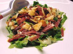 Pasta Salad, Cobb Salad, Potato Salad, Salads, Potatoes, Chicken, Ethnic Recipes, Food, Greek Recipes