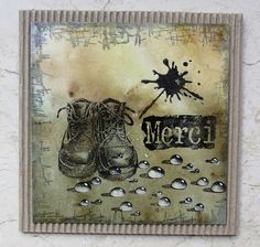 Doc Martens boots by Magouille - Cards and Paper Crafts at Splitcoaststampers