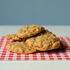 Cowboy Cookies Recipe — made with granola!