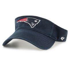 Adult  47 Brand New England Patriots Clean Up Visor ( 20) ❤ liked on 13adda481