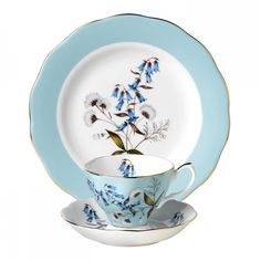 100 Years Of Royal Albert 1950 Festival 3 Piece Set