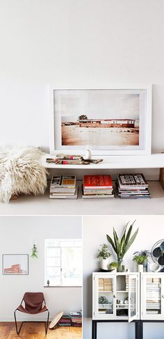 lovely sunset beach cottage on sfgirlbybay Always been a fan of that great photograph by @Janis La nicolay :)