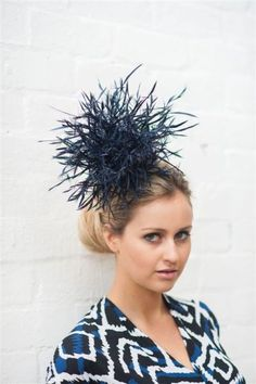 rebecca share MILLINER - 2013 Spring Collection #millinery #HatAcademy
