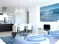 Spain / Ibiza / Island / Private Residence / Living Room / Eric Kuster / Metropolitan Luxury