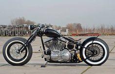 Harley | Bobber Inspiration - Bobbers and Custom Motorcycles | slypiggens October 2014