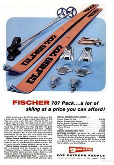 SKI Oct 1971 - Fischer - pugski