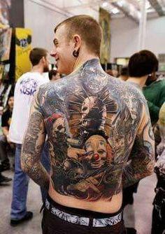Slipknot Tattoo *-* #Slipknot #Tattoo
