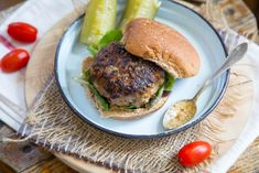 Heavenly Turkey Burger Recipe