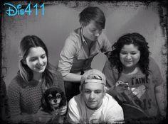 "Video: ""Austin & Ally"" Cast's Live Chat January 20, 2014"