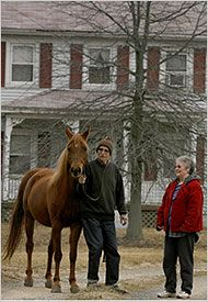 The Reverse Gear - NYTimes.com. My clients. A reverse mortgage help save their horse farm.