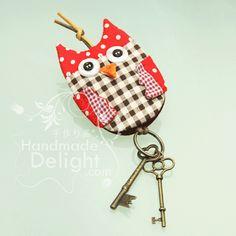 Handmade Delight: Key Holder
