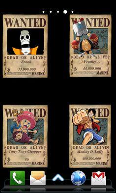 One Piece Straw Hat Pirates Android Widgets. Download here www.mediafire.com/?u5aijbfddsiq81m