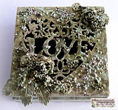 Tania's Creative Space: Creative Artiste Mixed Media Challenge Blog January DT Challenge Reveal