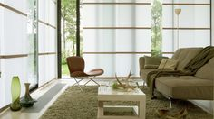 www.vitendi.co.ke Panel Blinds are the ideal blinds for patio doors and large windows or wide windows