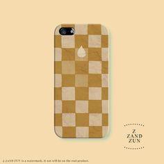 iphone 5 5s Case   Pattern Table Drop Iphone Case by Zzandzun, $16.50