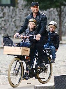 Liev Schreiber semplicemente papà - Le Nuove Mamme