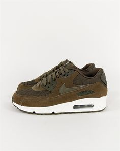 e89f56b42a4 Nike Wmns Air Max 90 Premium - 443817-300 - Footish: If you´re into sneakers