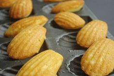 Vegan Madeleines Recipe and In Case You Missed the Interview