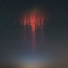 Space Weather: Mysterious Red Sprites Dance Over New Mexico (PHOTOS) | Strange Sounds