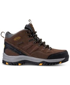 c2755c57e7ea Skechers Men s Relaxed Fit  Relment - Pelmo Boots from Finish Line - Orange  10