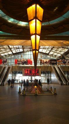 Cairo train station. EGYPT