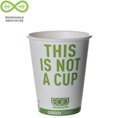 """Biodegradable, compostable, post-consumer """"plastic"""" ware for parties. A lot cheaper than I would have originally thought!  Plates, utensils, cups, the works!"""