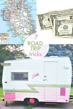 7 Road Trip Hacks - things I wish I would have done on our trip!