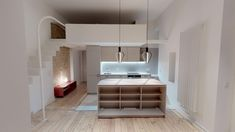 Berlin Apartment, Renting, Small Houses, House Tours, Apartments, Room Ideas, Homes, 3d, Architecture