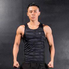 "41b540ca320df5 Men's Dri-fit ""LowerLayers"" Muscle Shirt. Man Workout, Workout Fitness, Workout  Vest, Workout Tank ..."