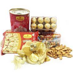 Rakhi Perfect Hamper Rs 3025/- http://www.tajonline.com/rakhi-gifts/product/r4575/rakhi-perfect-hamper/?aff=pint2014/
