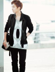 Exo Xiumin Kim Minseok
