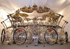 Alex Van Halen Snare Drum | Valvulado: Drums, Rhythm & Soul - Top Drummers…