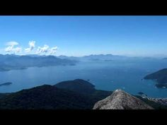 Pico do Papagaio, Ilha Grande, Brazil