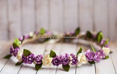 PURPLE BLOSSOMS................................Gratitude Treasury by Pat Peters on Etsy