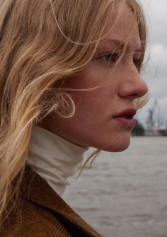 Naemi Schink in Grit Autumn 2015 by Niclas Heikkinen