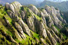 The Ciucaş Mountains (in Romanian, Munţii Ciucaş) is a mountain range in Romania.
