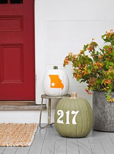 A roundup of our favorite fall crafts and decorating ideas