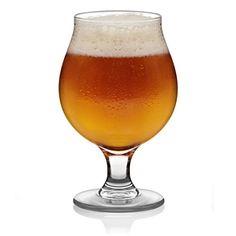 Libbey Craft Brews Classic Belgian Beer Glasses, Set of 4 - Libbey Shop Ginger Ale, Belgian Beer Glasses, Beer Glass Set, Beer Making Kits, Ale Beer, Beer Tasting, How To Make Beer, Best Beer, Beer Lovers
