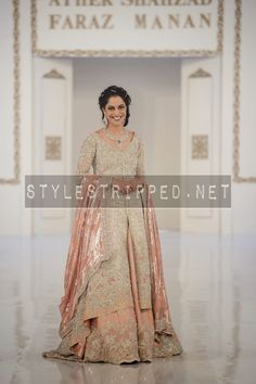 Style Stripped - Pakistan's Premier Fashion and Lifestyle Portal.: Runway Review: Faraz Manan