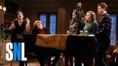Christmas Sing-a-long - SNL